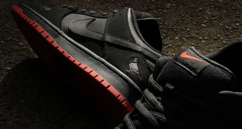 finest selection 2f665 93e5c ... italy nike sb dunk low black pigeon lands this weekend 58e18 1a23b