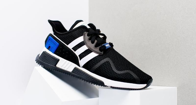 premium selection fc8fb dce26 adidas EQT Cushion ADV Black/Royal // Available Now | Nice Kicks