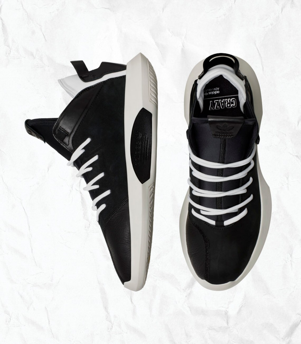 adidas Crazy ADV Black/White