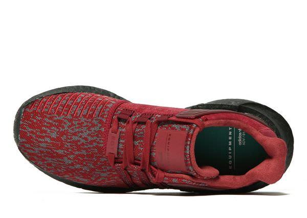 "adidas EQT Support 93/17 ""Burgundy Suede"""