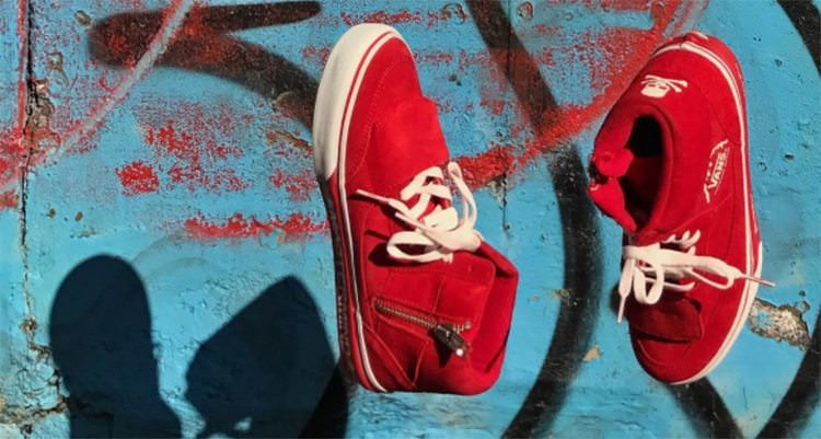 "398b1b489cbe mastermind x Vans Mountain Edition ""Red"" Tokyo Pop-Up Location Revealed. Nov  15"