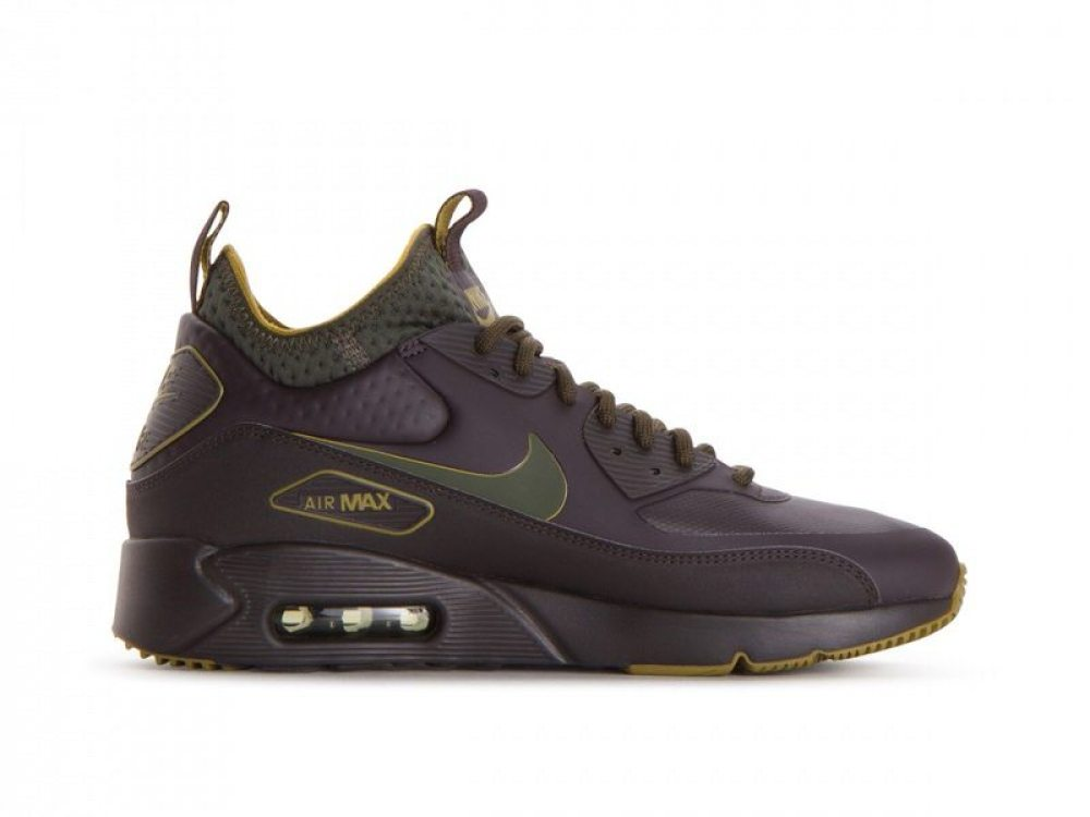 fc2d049ee308c4 Nike Air Max 90 Ultra Mid Winter SE Velvet Brown    Available Now