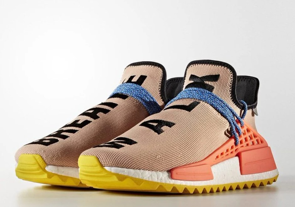 autumn shoes hot sales wholesale dealer Pharrell's adidas NMD Hu Trail Collection Drops This Week ...