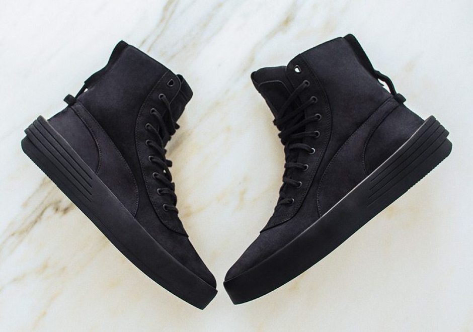 "The Weeknd x PUMA XO Parallel ""Black"""