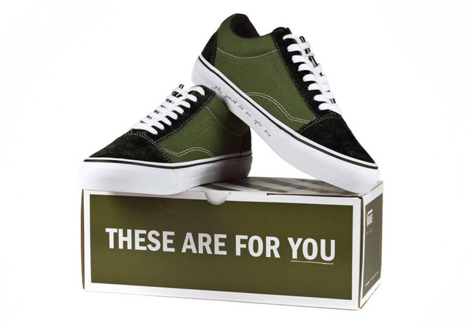 2968ae86158c6f ACE Hotel x Vans Vault Old Skool    Available Now