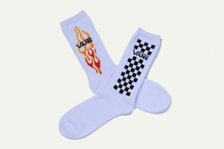 MQQNEYES x Vans Crew Socks