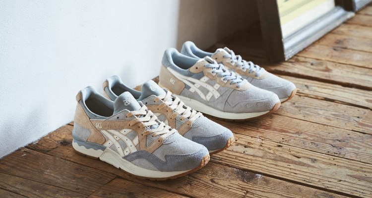 "ASICS Gel-Lyte ""Grey Cream"" Pack"