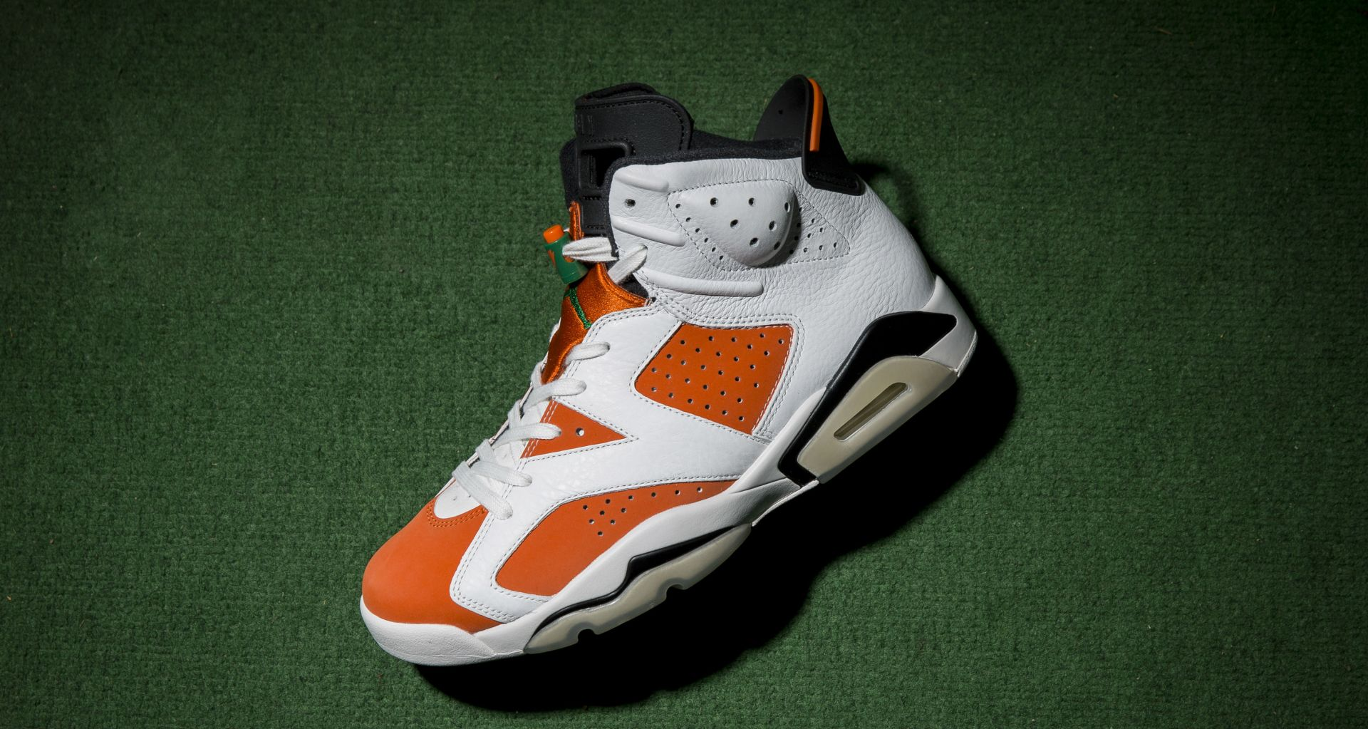 63d6717bb0d Air Jordan 6 Gatorade