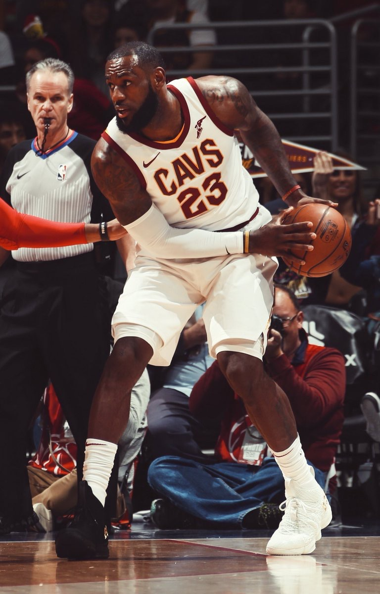 best cheap cde4a 777d8 Best Wears  Nike LeBron 15  LeBronWatch PEs, Nike Zoom Soldier III, Kith x  Nike LeBron 15s (see them all here)