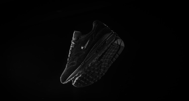 Nike Air Max 1 SC Jewel Black/Chrome