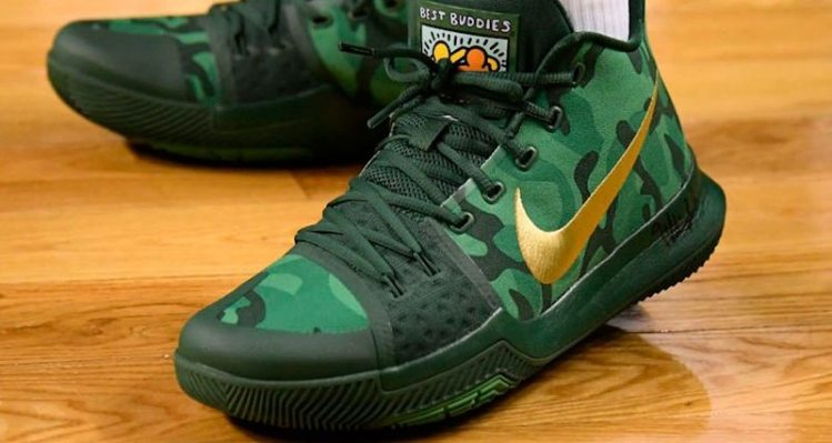 "Nike Kyrie 3 ""Best Buddies"""