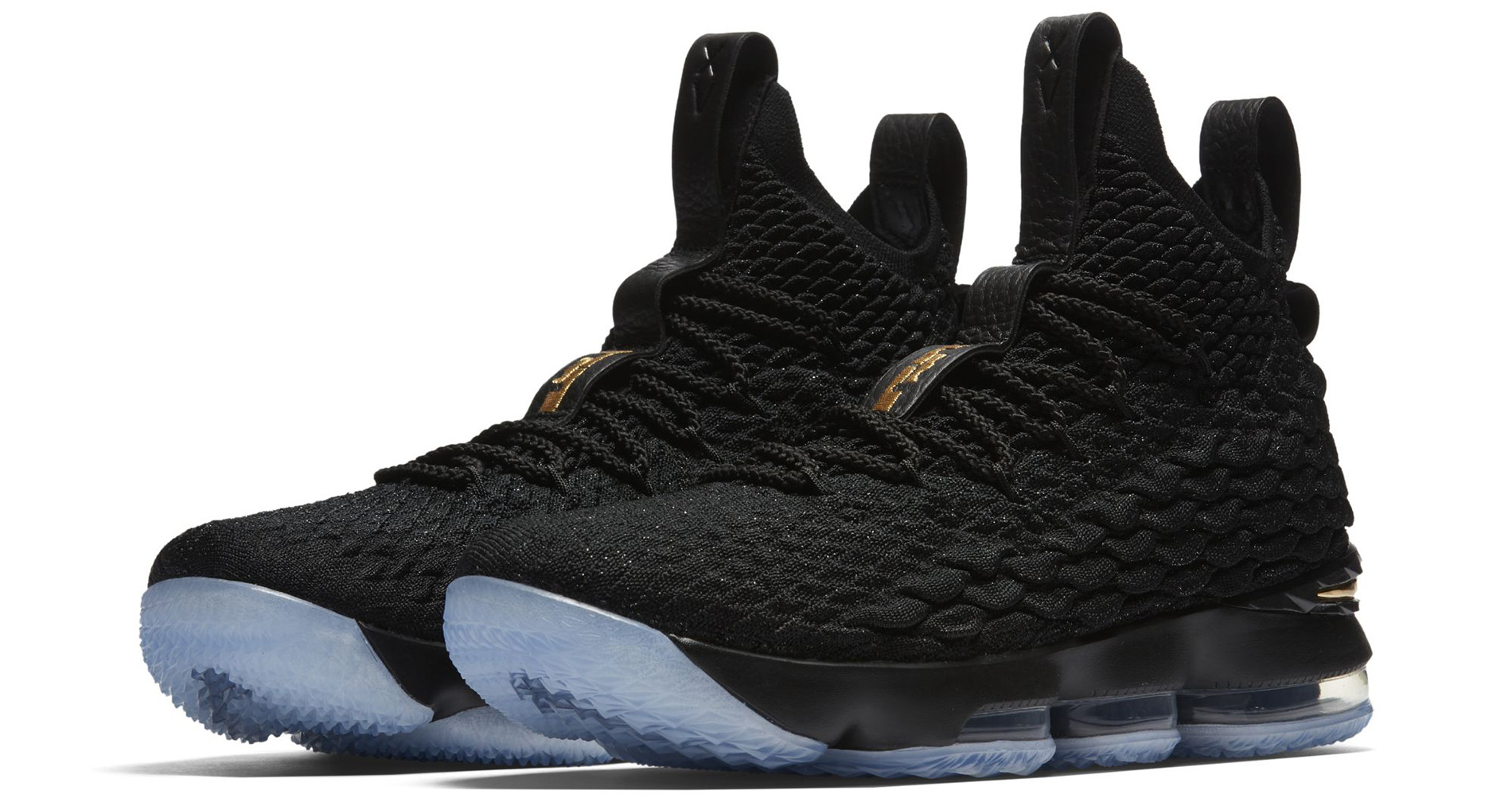 715e744d496 Nike LeBron 15 Black Gold is Releasing Soon