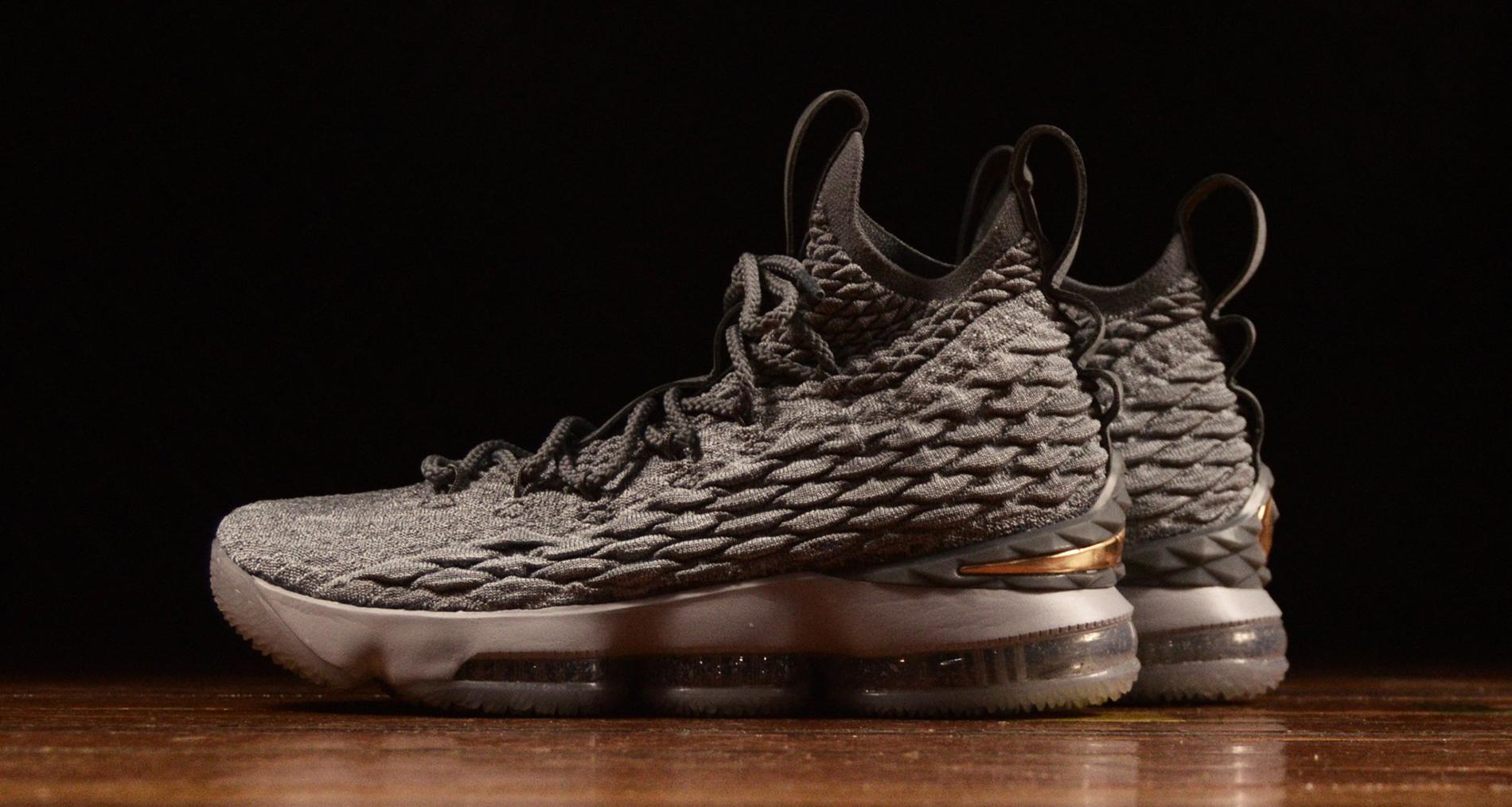 2bad3e25ee5 Nike LeBron 15