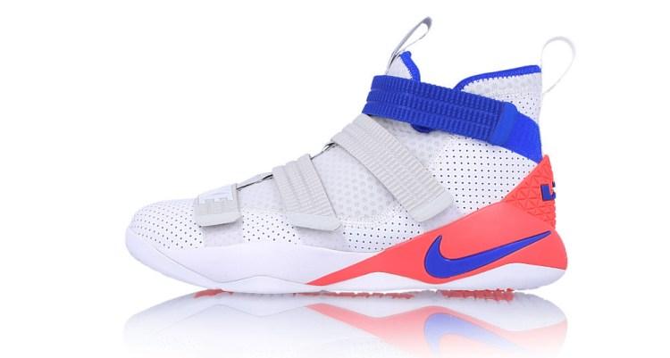 "Nike LeBron Soldier 11 ""Ultramarine"""
