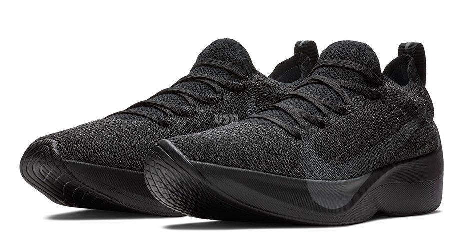"""Nike Zoom Vapor Street Flyknit """"Triple Black"""""""