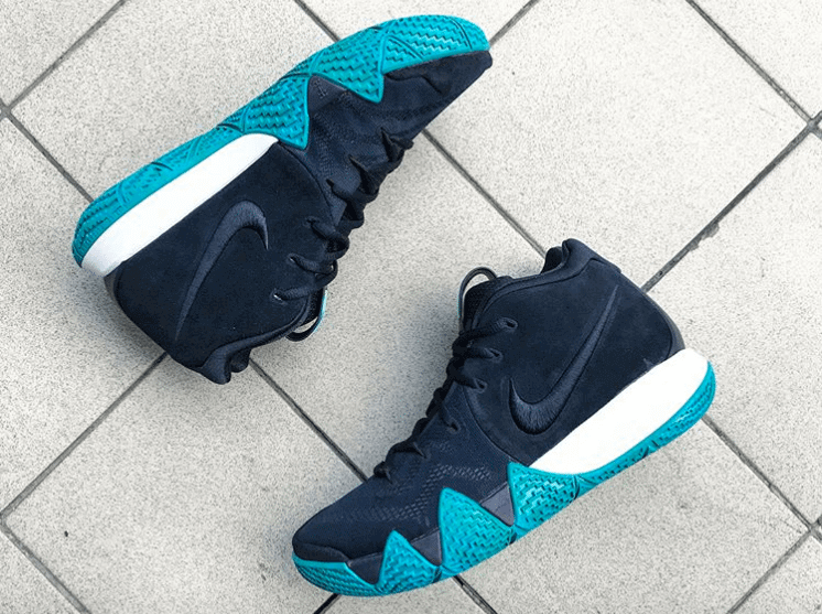 "Nike Kyrie 4 ""Obsidian"""