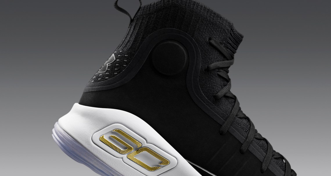 "Under Armour Curry 4 ""More Dimes"""