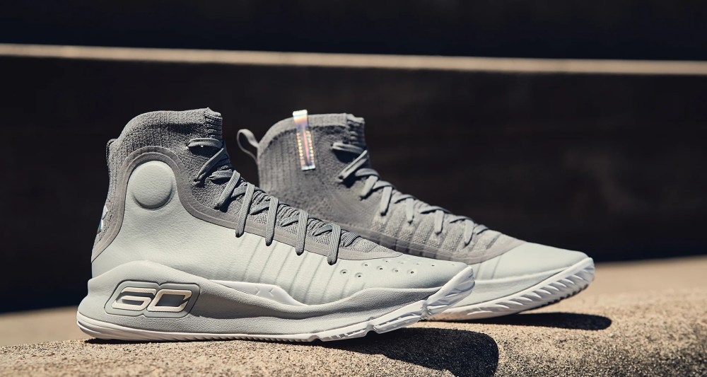 """Under Armour Curry 4 """"More Buckets"""""""