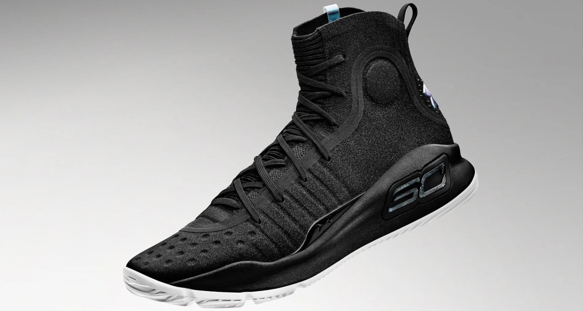"Under Armour Curry 4 ""More Range"""