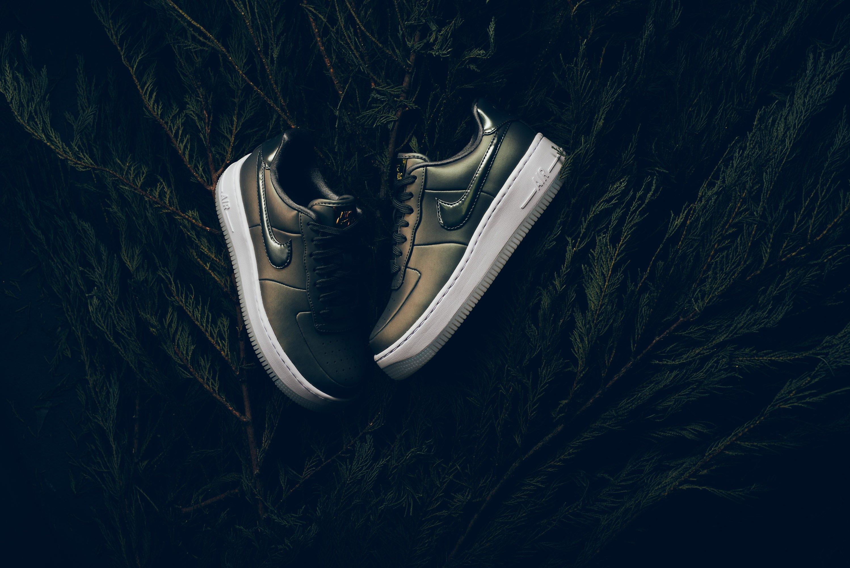 air force 1 upstep premium lx shoe