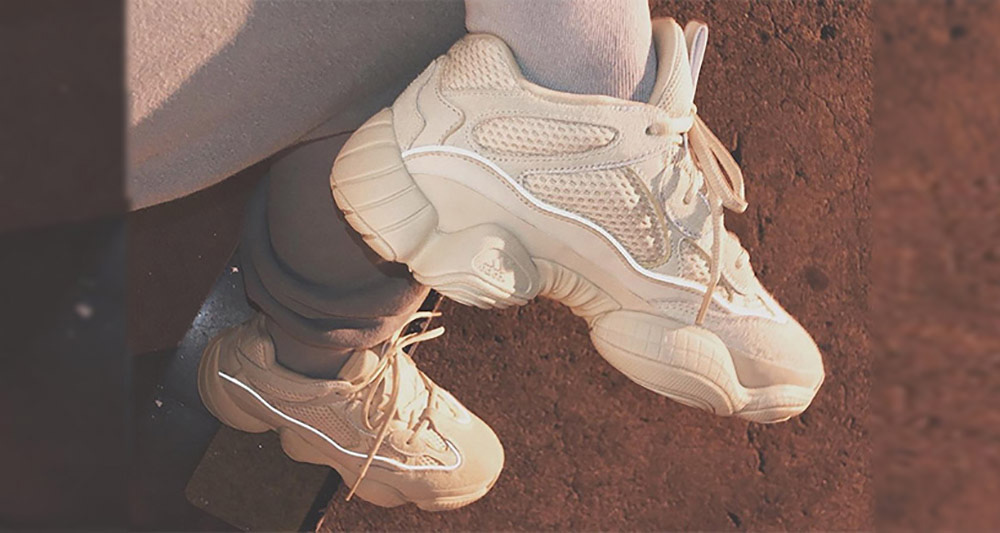sports shoes 72060 88f69 adidas YEEZY 500 Desert Rat is Available Now for Pre-Order