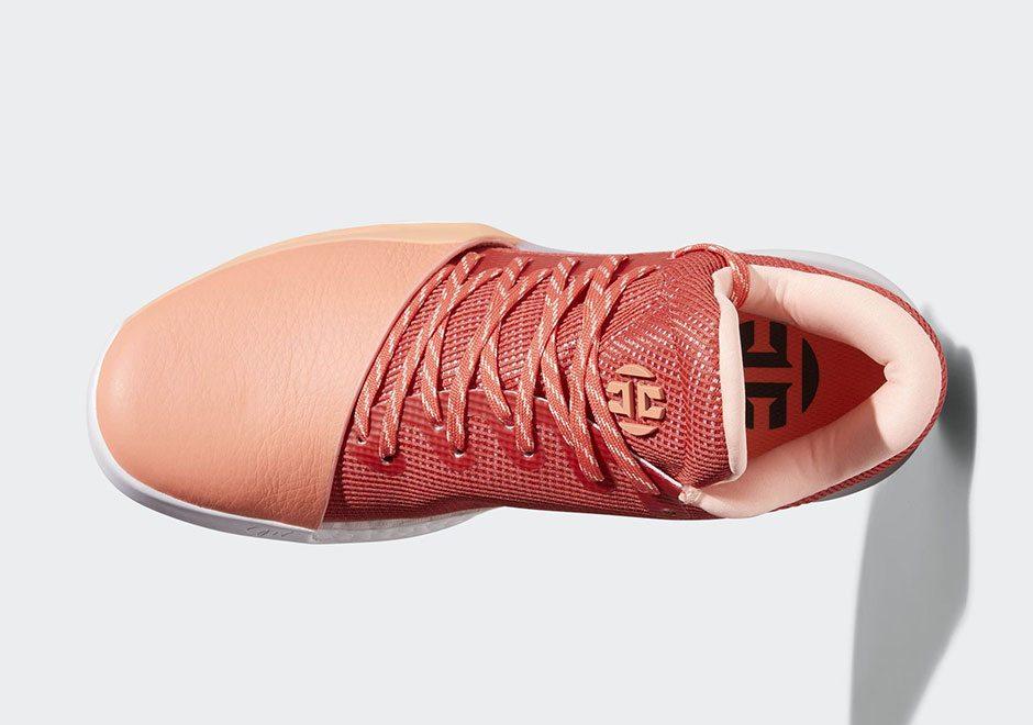 "adidas Harden Vol. 1 ""Chalk Coral"""