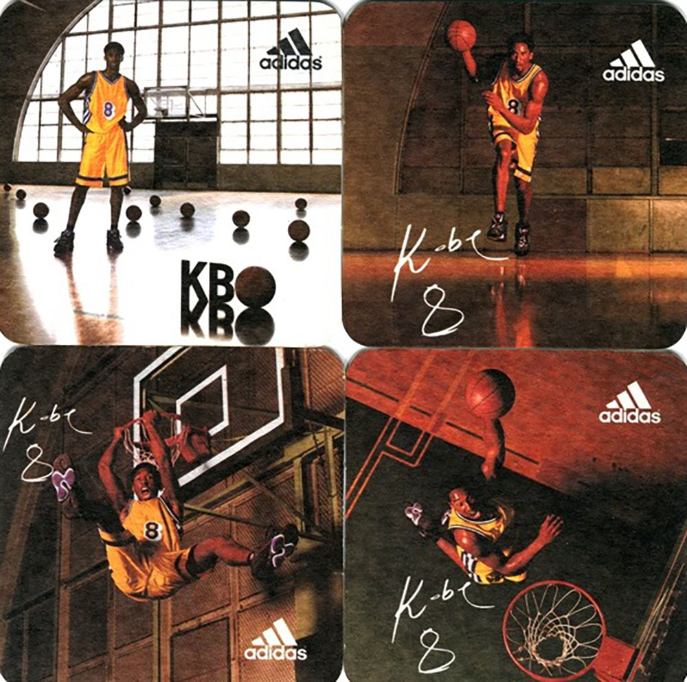 33a5515d3df7 Kobe Bryant s Greatest Adidas Ads