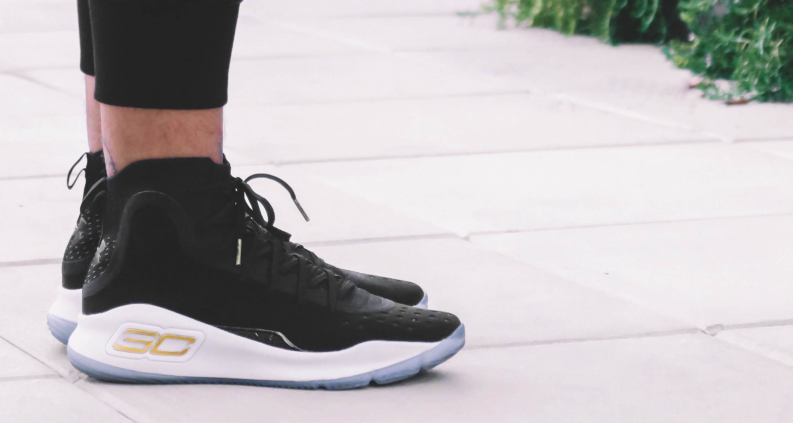 29d9ada5ac0 An On-Foot Look at the Under Armour Curry 4