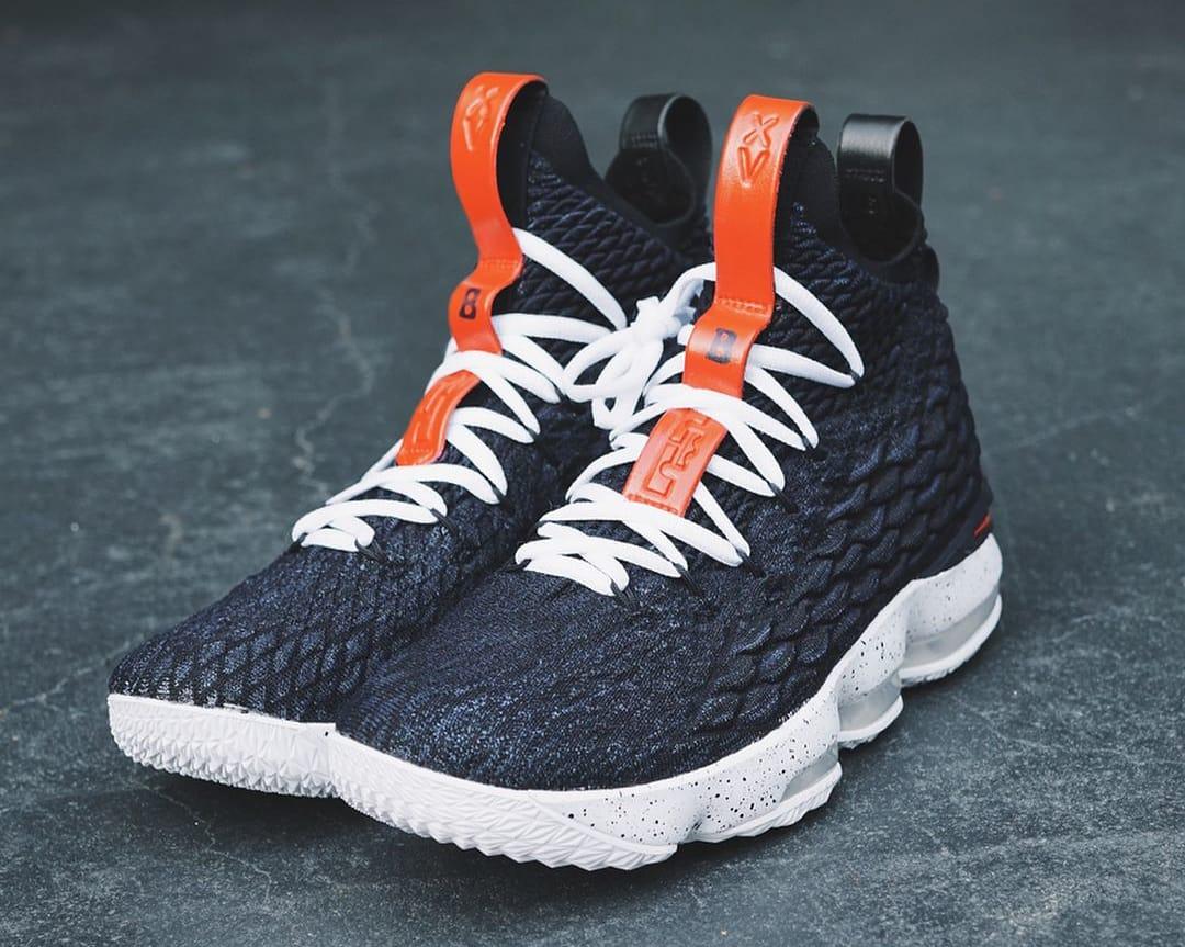 Nike LeBron 15 Mache Custom