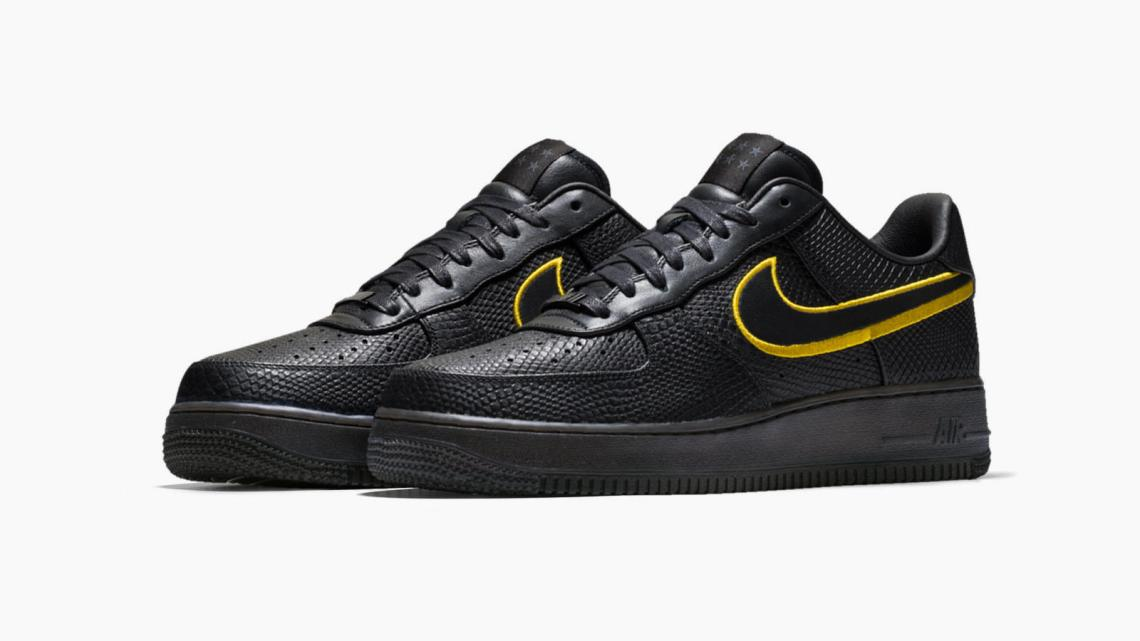 1d965d63f5b6 Nike Honors Kobe Bryant s Jersey Retirement with Commemorative Air ...