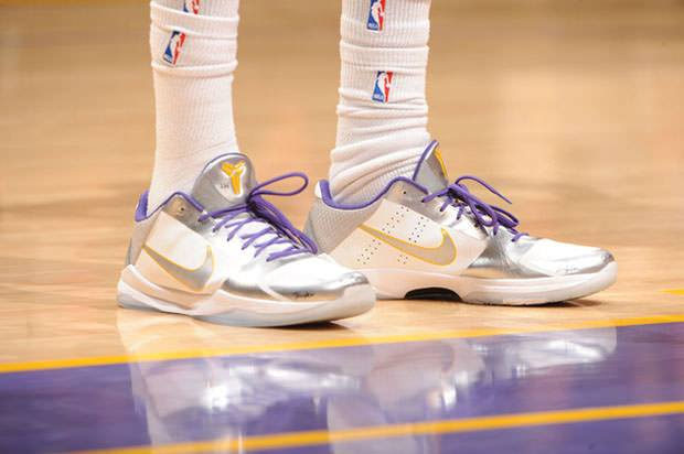 """8    Nike Kobe V iD """"Kid Hollywood"""" 5cc917da2b"""