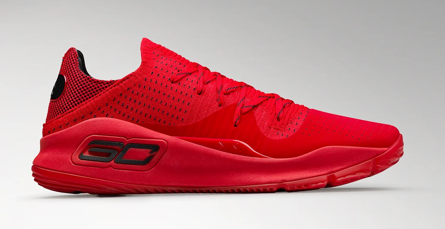 """Under Armour Curry 4 Low """"Nothing But Nets"""""""