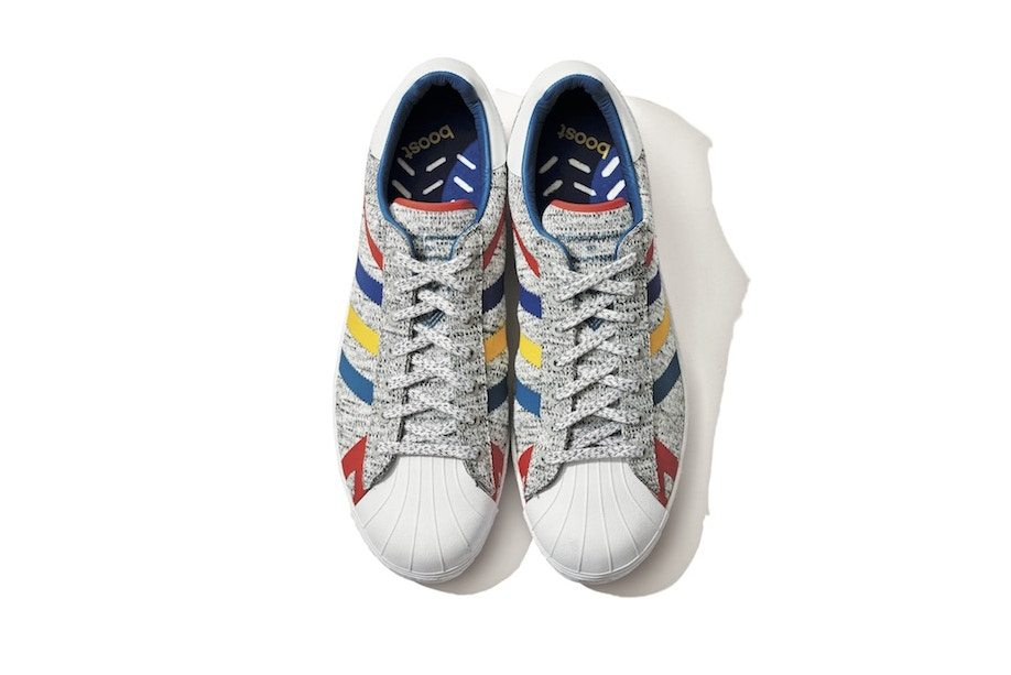 uk availability e0a28 1aca2 ... denmark white mountaineering x adidas superstar boost 86bc9 8b908