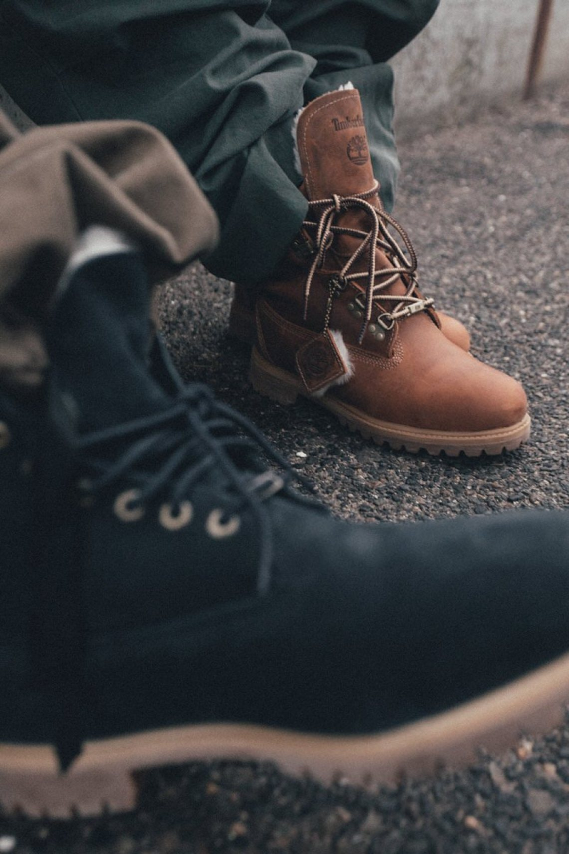 "Ronnie Fieg x Timberland ""Chapter 3"" Collection"