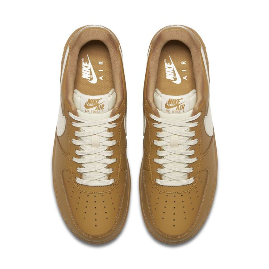 "Nike Air Force 1 Low ""Tan"" // First Look"