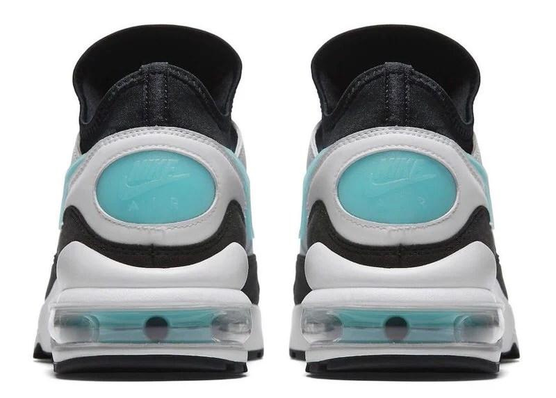 8a3a8d0b00 Nike Air Max 93 OG Menthol / Dusty Cactus   Nice Kicks