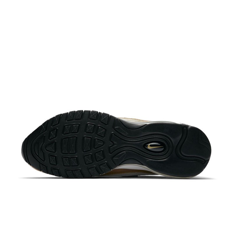 9293a50fe nike air max 98 black gold shoes uk