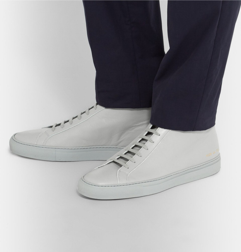 common projects achilles mid available now nhhms new hip hop music shop. Black Bedroom Furniture Sets. Home Design Ideas