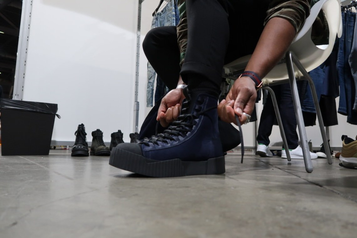 Agenda Report // G-Star RAW Previews Fall 2018 Footwear Collection