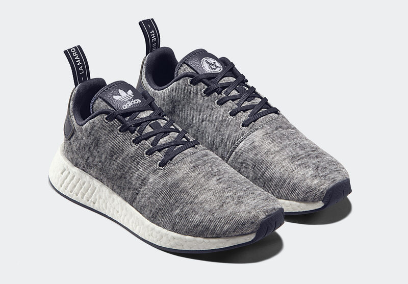 United Arrows & Sons x adidas NMD R2