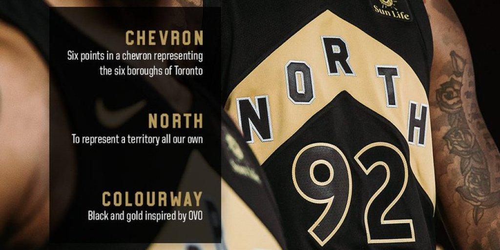 Toronto Raptors Nike OVO Jerseys