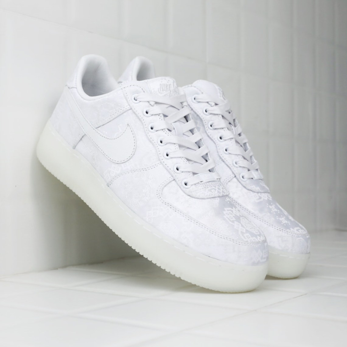 CLOT x Nike Air Force 1 PRM    Release Date  6fb26eaa8