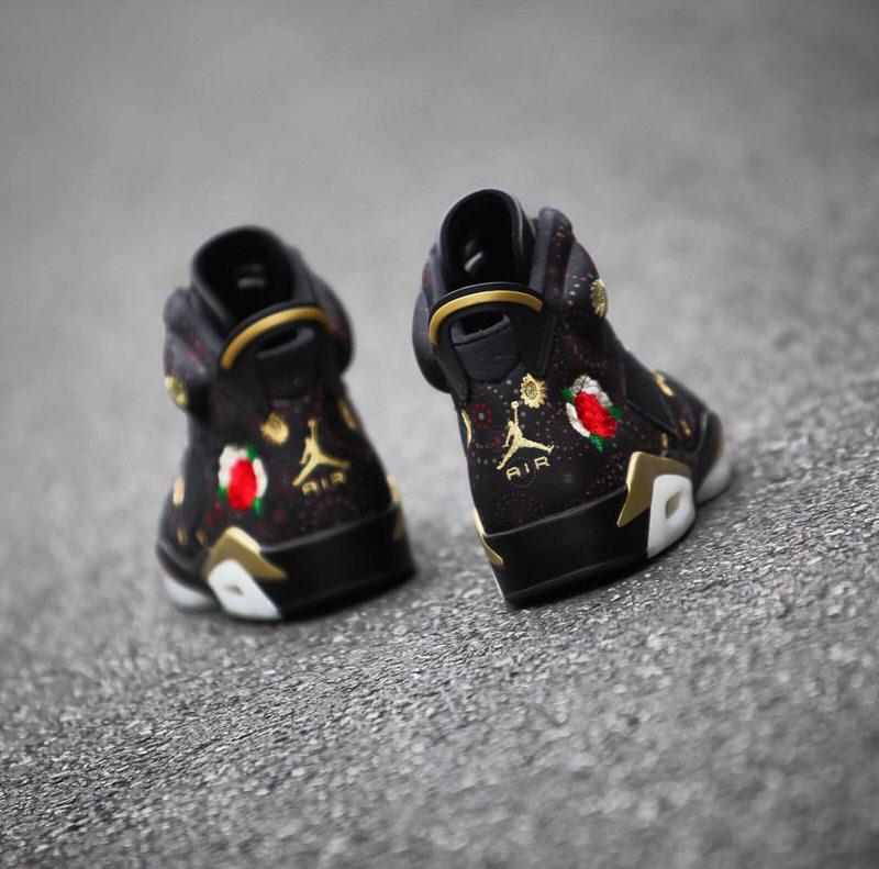 "9e571b6dfb3e ... WeWillFit Shirt To Match Air Jordan 6 Retro VI CNY Chinese New Year AJ6  Asia 32  Air Jordan 6 ""Chinese New Year"" ."