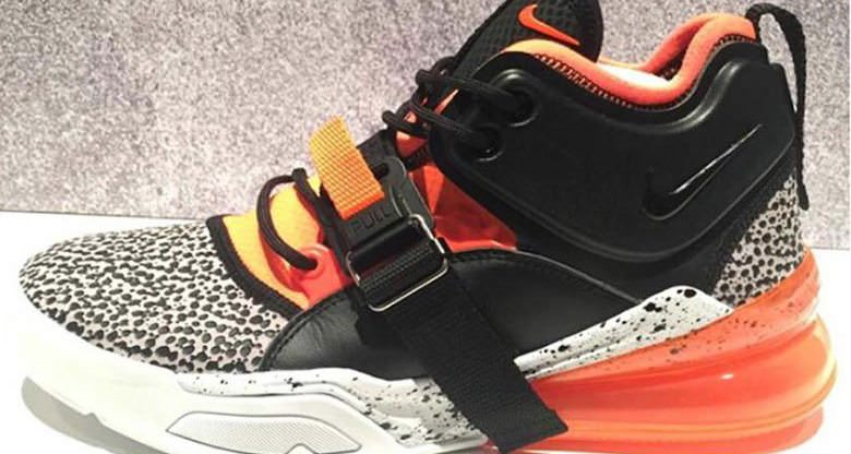 the latest 960b8 d3671 Nike Air Force 270