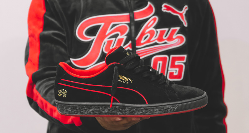 best sneakers 26006 12da2 FUBU x PUMA Collection Celebrates 50 Years of the Suede ...