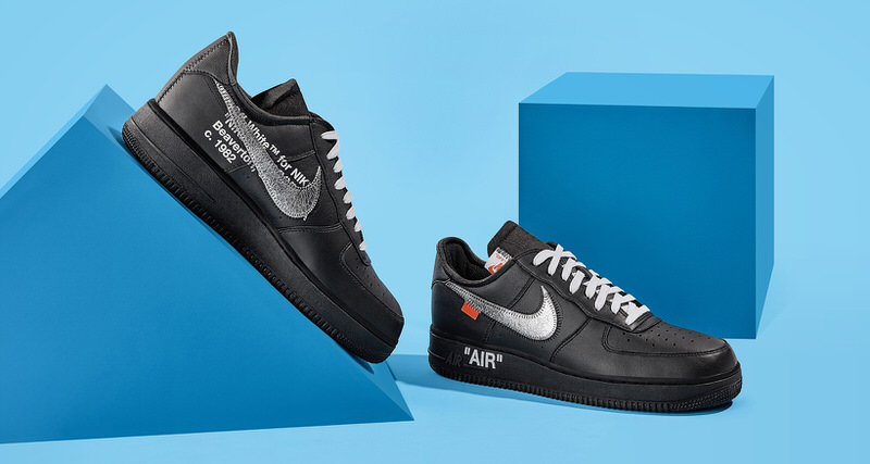 super popular 1a172 5bd16 Off-White x Nike Air Force 1