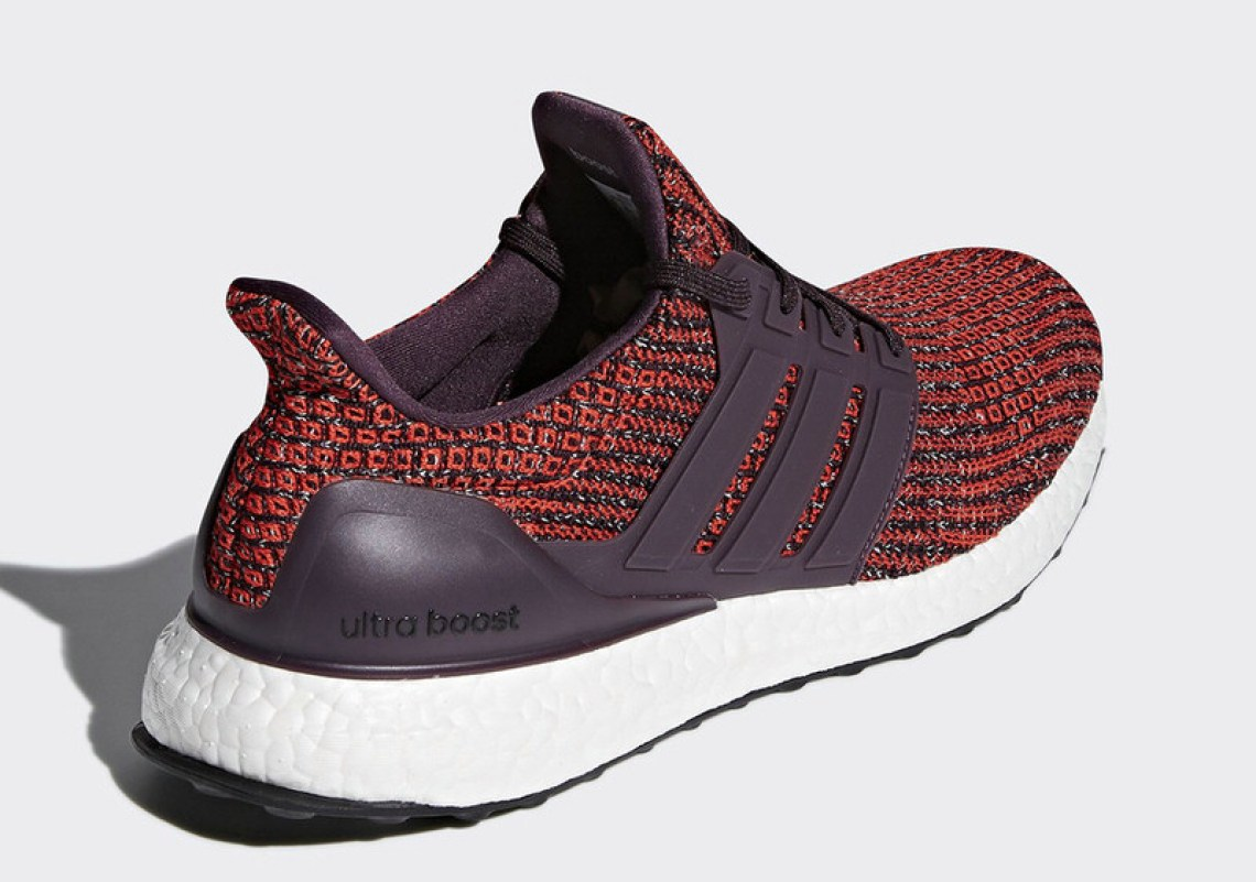 quality design 5920f c8cfc 2018 adidas Ultra Boost 4.0 CNY Chinese Year 8 13 Black Red