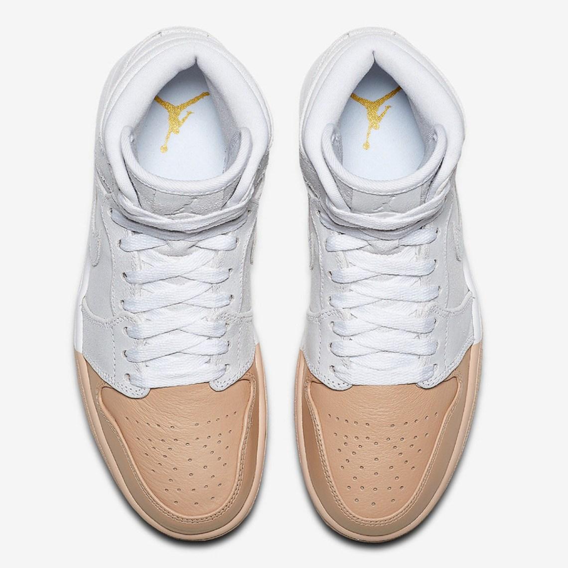 """Air Jordan 1 """"Tan Dipped"""""""