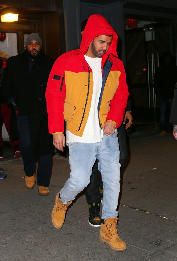 It's too bad that OVO never collaborated with Timberland. That would've made too much sense. Oh wait, that did happen.
