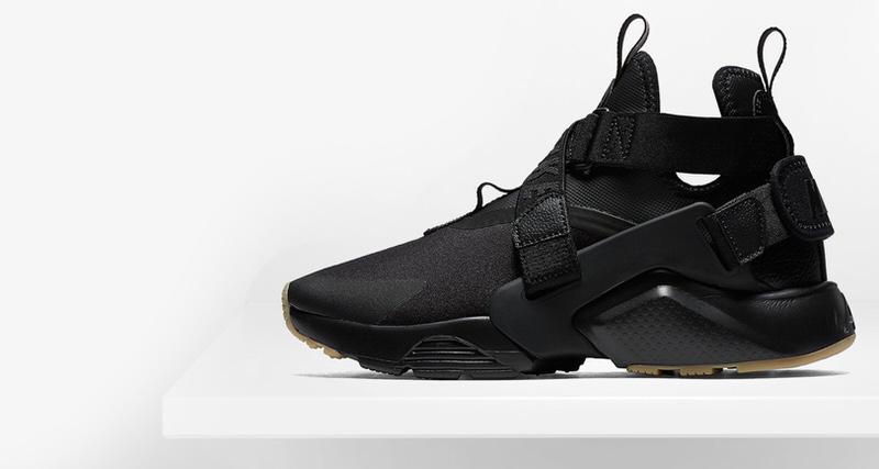 0db86529944f Nike Air Huarache City Black Gum    Preview